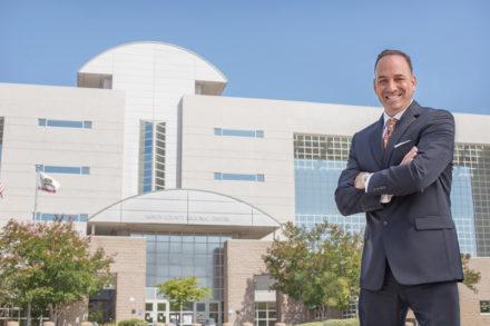 lawyer headshot, attorney portrait San Diego