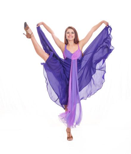 Anna Trenunskaya - Dancing with the Stars